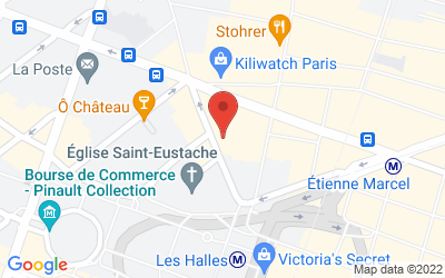 20 Rue Montmartre, 75001 Paris, France