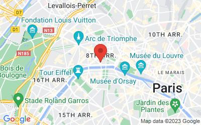 9 Avenue Franklin Delano Roosevelt, 75008 Paris, France