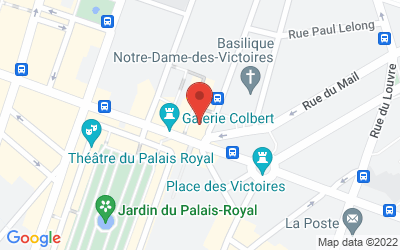 1 Rue de la Banque, 75002 Paris, France
