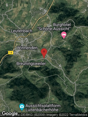 Google Map of Höfen