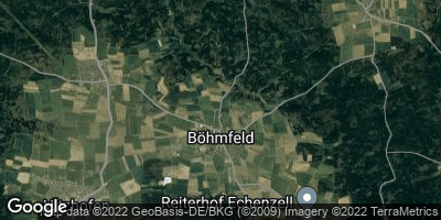 Google Map of Böhmfeld