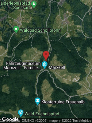 Google Map of Marxzell