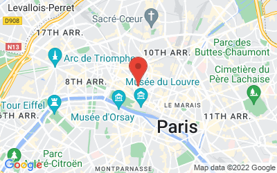 46 rue Sainte Anne, 75002 Paris, France
