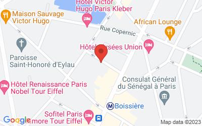 7 Rue Cimarosa, 75116 Paris, France
