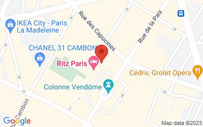 19 Place Vendôme, 75001 Paris, France