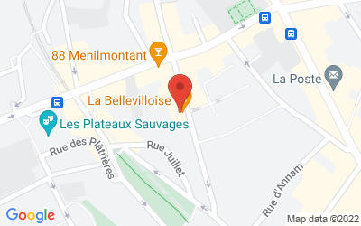 21 Rue Boyer, 75020 Paris, France