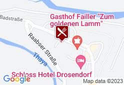 Gasthof Failler - Zum goldenen Lamm - Karte