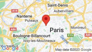 Carte de localisation du centre de contrôle technique BRIVE LA GAILLARDE