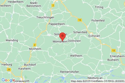 Karte Mörnsheim