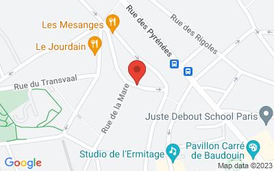 5-7 rue de Savies, 75020 Paris, France