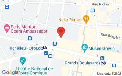 4 Rue Drouot, 75009 Paris, France