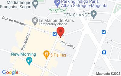 17 Rue de la Fidélité, 75010 Paris, France