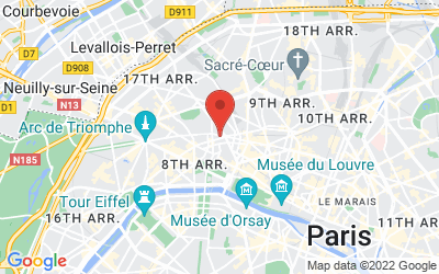 97 Boulevard Haussmann, 75008 Paris, France