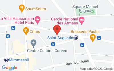 97 Boulevard Haussmann, 75008 Paris, France