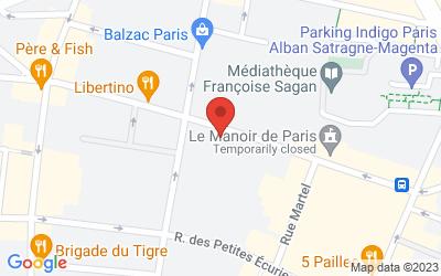 29 Rue de Paradis, 75010 Paris, France