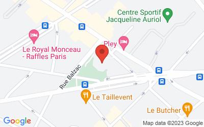 11 Rue Berryer, 75008 Paris, France