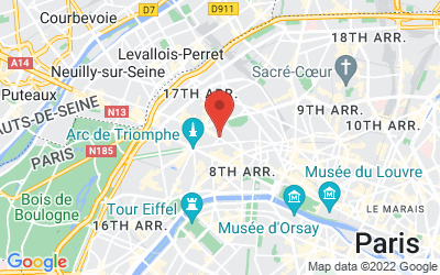 228 rue du Faubourg Saint Honoré, 75008 Paris, France