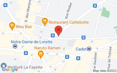 12 Rue de Maubeuge, 75009 Paris, France