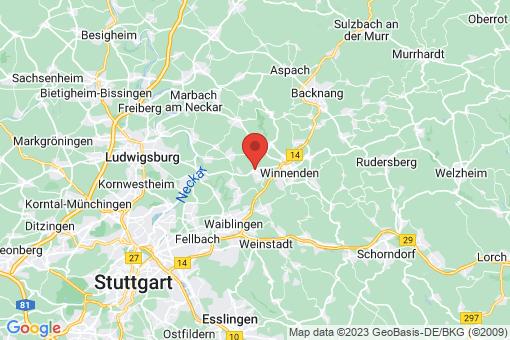 Karte Schwaikheim