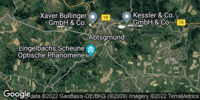 Google Map of Abtsgmünd