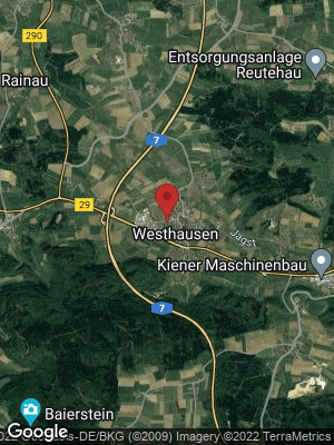 Google Map of Westhausen