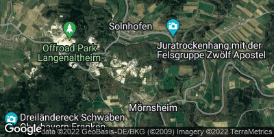 Google Map of Mörnsheim