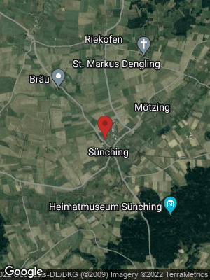 Google Map of Sünching