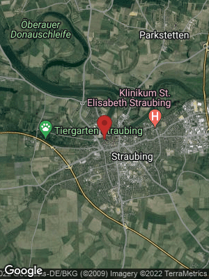 Google Map of Straubing