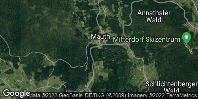 Google Map of Mauth