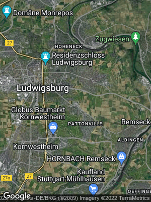 Google Map of Grünbühl