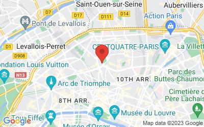 11 Rue Forest, 75018 Paris-18E-Arrondissement, France