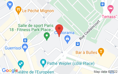 11 Rue Forest, 75018 Paris-18E-Arrondissement, France