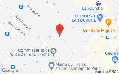 31 Rue Nollet, 75017 Paris, France