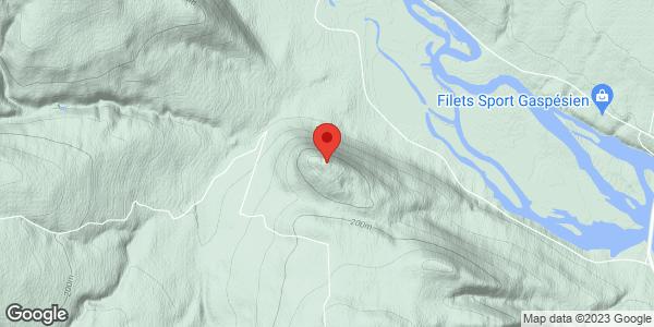 Avalanche mont Pesaq - plaque de tempête