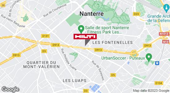 Hilti Store - Courbevoie