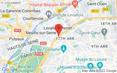 Espace Champerret, Porte de Champerret, Paris 17e