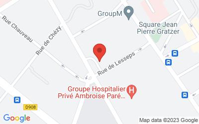 58 Boulevard Victor Hugo, 92200 Neuilly-sur-Seine, France