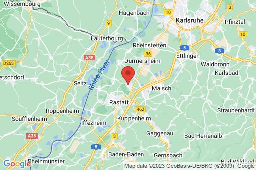 Karte Ötigheim