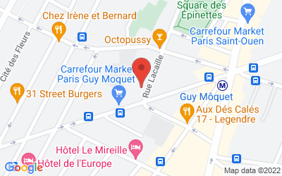 1 Rue Lacaille, 75017 Paris, France