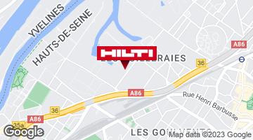 Espace Hilti - La Plateforme du Bâtiment - St-Germain-en-Laye