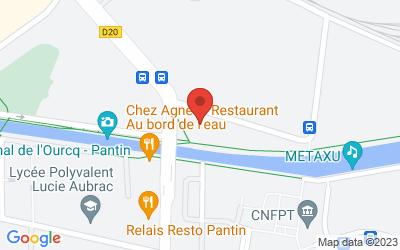 20 rue Delizy 93500 Pantin