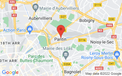 20 Rue Delizy, 93500 Pantin, France