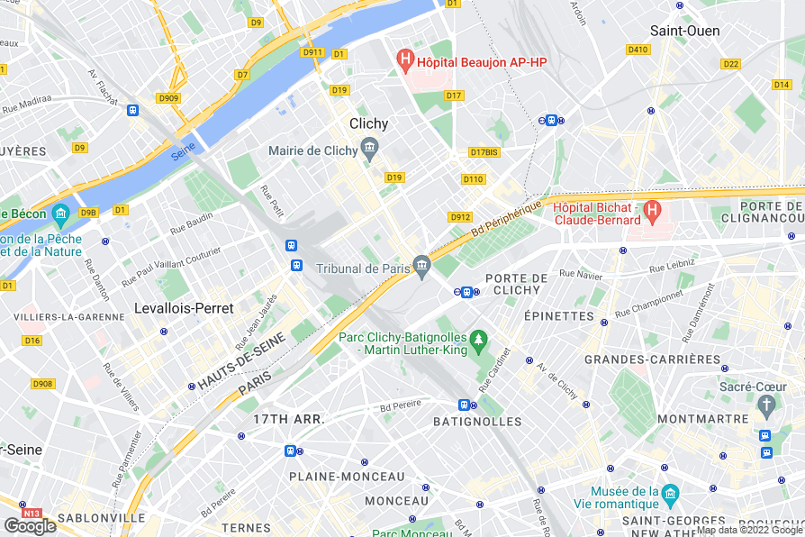 Hotel Median Paris