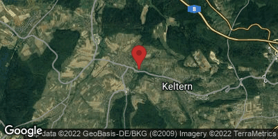 Google Map of Keltern