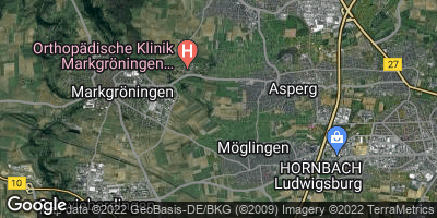 Google Map of Asperg