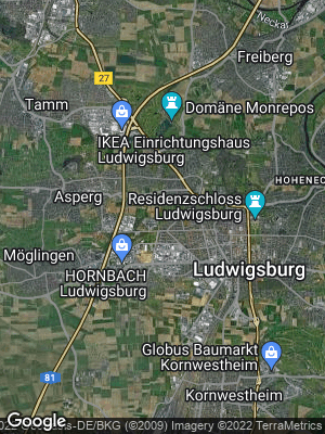Google Map of Eglosheim