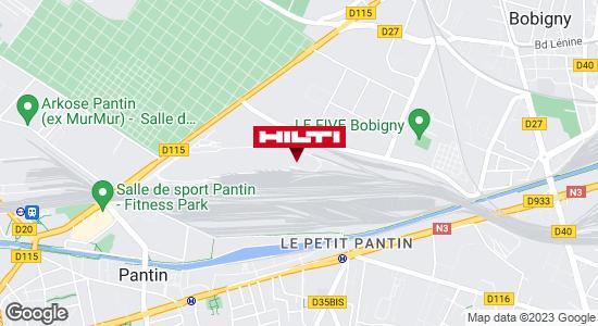 Espace Hilti - La Plateforme du Bâtiment - Pantin