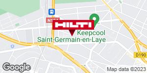 Espace Hilti - La Plateforme du Bâtiment - Mantes / Buchelay