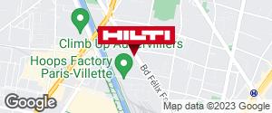 Espace Hilti - La Plateforme du Bâtiment - Aubervilliers