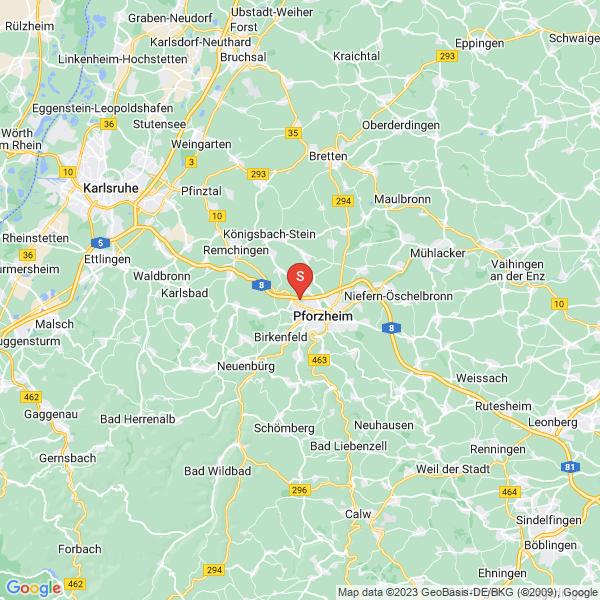 DAV-Kletterzentrum Pforzheim im Walter-Witzemann-Haus
